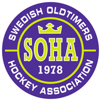 Swedish Oldtimers Hockey Association Logo Vector