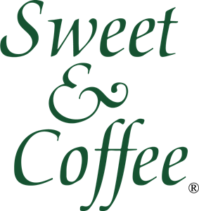 Sweet & Coffee Logo Vector
