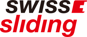 Swiss Sliding Logo Vector
