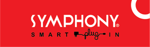 Symphony Smart Plug In Logo Vector