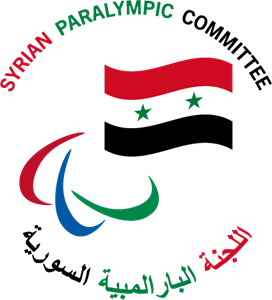 Syrian Paralympic Committee Logo Vector