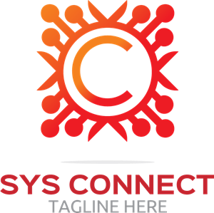 sys connect Logo Vector