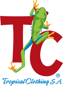TC Tropical Clothing Logo Vector