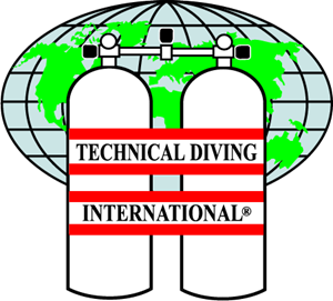 TDI - technical diving international Logo Vector