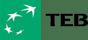 TEB - Turkiye Ekonomi Bankasi Logo Vector (.EPS) Free Download