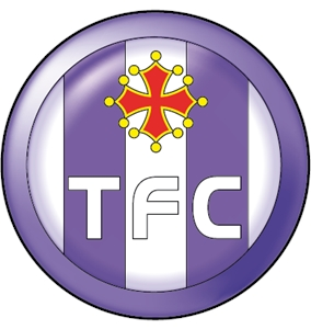 TFC Toulouse Football Club Logo Vector