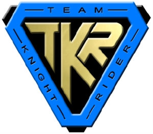 TKR - Team Knight Rider Logo Vector