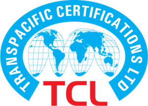 TRANSPACIFIC CERTIFICATIONS LIMITED Logo Vector