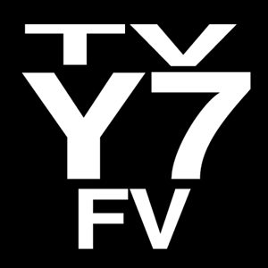 TV Ratings: TV Y7 FV Logo Vector