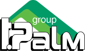 T.Palm Group Logo Vector