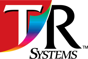 T/R Systems Logo Vector