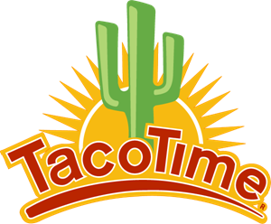 Taco Time Logo Vector