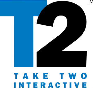 Take Two Interactive Logo Vector