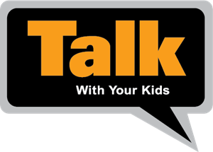 Talk With Your Kids Logo Vector