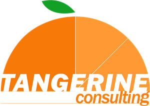 Tangerine Consulting Logo Vector