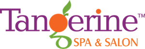 Tangerine Spa Logo Vector