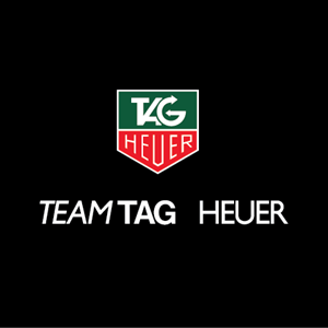 Team TAG Heuer Logo Vector
