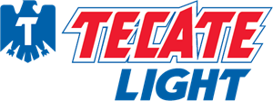 Tecate Light Logo Vector
