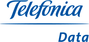 Telefonica Data Logo Vector