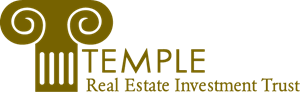 Temple real estate investment trust Logo Vector
