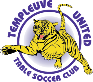 Templeuve United Table Soccer Club Logo Vector