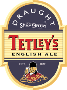 Tetley's English Ale Logo Vector
