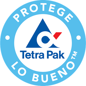 Tetra Pak on pak Logo Vector