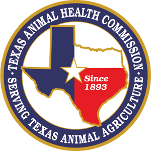 Texas Animal Health Commission Logo Vector