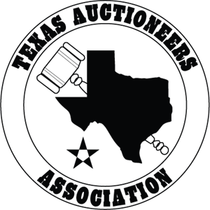 Texas Auctioneers Association Logo Vector