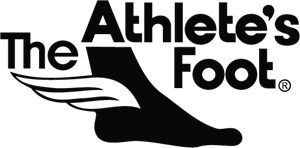 The Athlete`s Foot Logo Vector