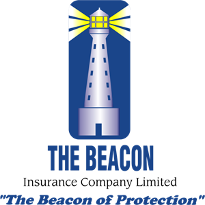 The Beacon Logo Vector