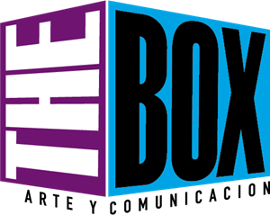 The Box Arte y comunicacion Logo Vector