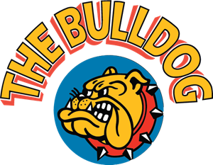 The Bulldog Logo Vector
