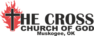 The Cross Church Of God Logo Vector