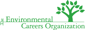 The Environmental Careers Organization Logo Vector