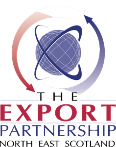 The Export Partnership Logo Vector