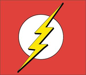 flash print logo vector ai free download