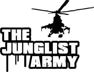 The Junglist Army Logo Vector
