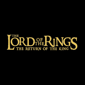 The Lord Of The Rings Logo Vector