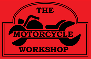 The Motorcycle Workshop Logo Vector