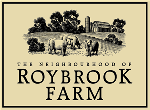The Neighbourhood of Roybrook Farm Logo Vector