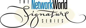 The NetworkWorld Signature Series Logo Vector