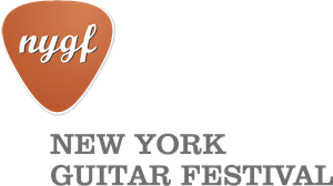 The New York Guitar Festival Logo Vector