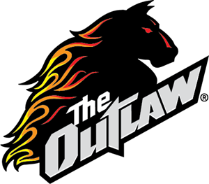 The Outlaw Logo Vector