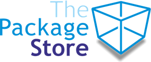 The Package Store Logo Vector
