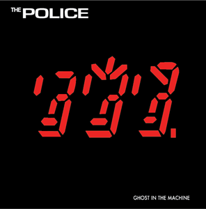 The Police - Ghost in the machine Logo Vector