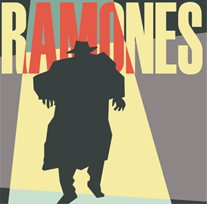 The Ramones Logo Vector