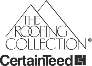 The Roofing Collection Logo Vector
