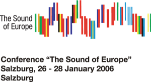The Sound of Europe Salzburg Logo Vector