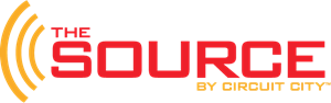 The Source by Circuit City Logo Vector